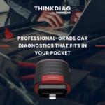 Возможности сканера Thinkdiag и все марки